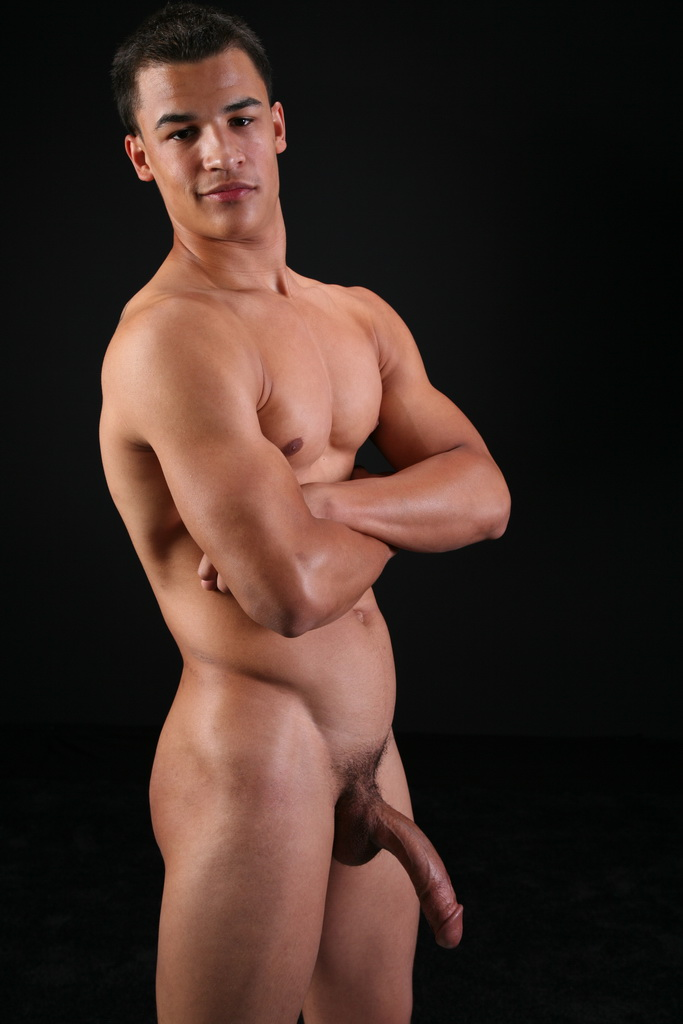 from Nolan naked whie man models with big cock