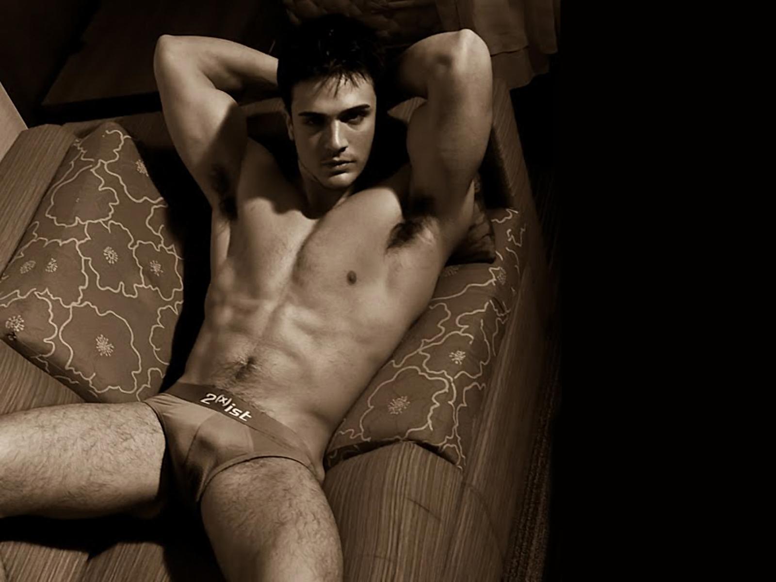 Hot male singaporean nude photo